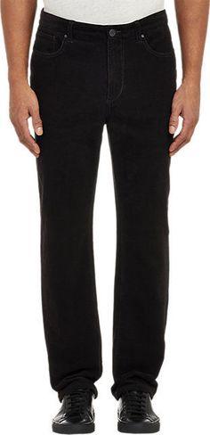 Elie Tahari New Men's Black Duncan Classic Fit Corduroy Pants 32x32 NWT $198 #ElieTahari #Corduroys