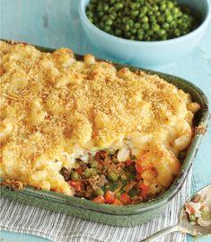 mac n cheese shepherd's pie