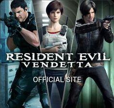 Resident Evil Anime, Resident Evil Collection, Leon S Kennedy, Evil Art, Jill Valentine, Rabbit Hole, Underworld, Zombies, Video Games