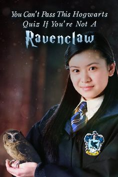 Hogwarts Quiz: From Cho Chang to Luna Lovegood to Rowena Ravenclaw.A quiz that will truly test your Harry Potter knowledge, especially if you're a Ravenclaw! See just how much you know! Harry Potter Jobs, Harry Potter Nails, Harry Potter Houses, Harry Potter Outfits, Harry Potter Pictures, Ravenclaw Memes, Luna Lovegood, Cross Stitch Harry Potter, Movies