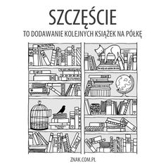 Też tak myślicie? ;) I Love Books, Books To Read, Book Memes, Little Books, Book Of Life, Bookstagram, Book Worms, Literature, Humor