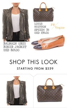 """SHOP - Re-Vogue"" by ladymargaret ❤ liked on Polyvore featuring Chanel"