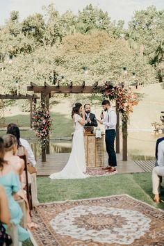 Wedding Bride, Diy Wedding, Rustic Wedding, Wedding Ceremony, Dream Wedding, Wedding Day, Wedding Dresses, Mother Of The Bride Hair, Magical Wedding