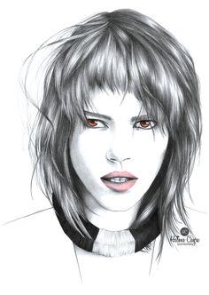 Wild Freja ♥ by Hélène Cayre