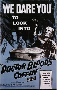 Doctor Blood's Coffin, 1961