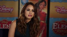Elena of Avalor Interview With Aimee Carrero