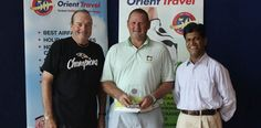 Gary Langthorne takes Sharjah Golf and Shooting Club April Orient Travel Monthly Medal #golf #sharjah #uae
