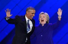 Welcome To Jeenezy's Blog: Obama helps Clinton: Carry her like you conveyed m...