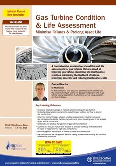 Gas Turbine Condition & Life Assessment – Brisbane on Tuesday June 04 at 8:15am to Wednesday June 05 at 5pm. This course will review the current practices for condition assessment and life management of gas turbine blades and vanes, as well as the methods available for remnant life assessment of discs and shafts. http://atnd.it/10feKaA, http://atnd.it/16UWooY, http://atnd.it/16UWooY, Price $ 2854.50 AUD, Venue details: Christie Conference Centre, 320 Adelaide Street, Brisbane, QLD 4000, AU