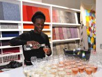Drinks @ the Street Art Extravaganza for CDW 2016
