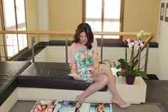Look working con vestido de #AD
