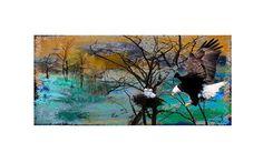 #birdprint #BaldEagleart #Wallart #Home decor #ARTaboutEDEN #eagles