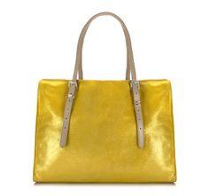 Połyskująca torebka Elegance.