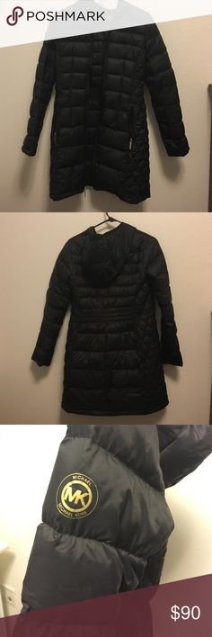 Michael Kors Packable Down Fill Winter Coat Stylish winter coat by Michael Kors MICHAEL Michael Kors Jackets & Coats Puffers