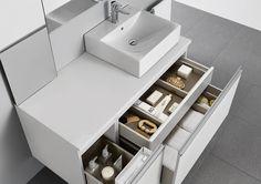 Heima   Soluciones lavabo y mueble   Colecciones   Roca