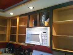 Rustoleum Kitchen Cabinet Transformation (How To)