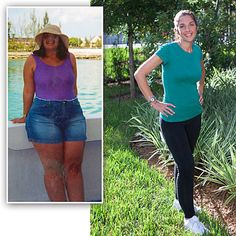 Sydney Pershing - I Did It! Weight-Loss Success Stories - Health.com Awesome Story!