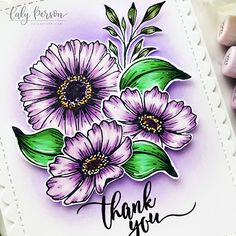 Gina K Designs – Fresh Picked Florals – Caly Person Stamp Tv, Color Copies, Copic Sketch Markers, White Gel Pen, Distress Oxide Ink, Pretty Cards, Flower Cards, Clear Stamps, Stampin Up Cards
