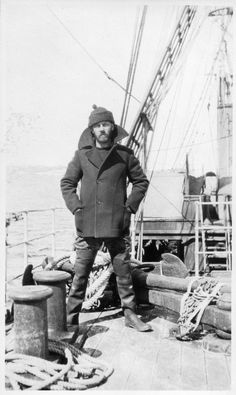 William F. Howard, second British, Australian and New Zealand Antarctic Research Expedition, 1930-1931
