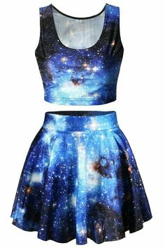 women's Digital Print Crop Tank Top Skater Skirt 2 Pieces Set Dress - Blue - # Source by reillyfarrier clothes outfits Teen Fashion Outfits, Outfits For Teens, Girl Outfits, Fashion Dresses, Fashion Women, Stylish Outfits, Stylish Shoes For Men, Style Fashion, Ladies Outfits