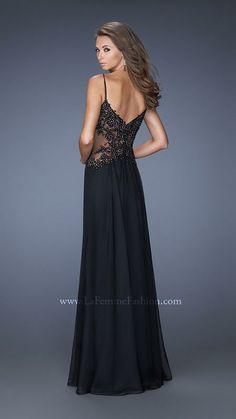 La Femme 20031 | La Femme Fashion 2014 - La Femme Prom Dresses - Dancing with the Stars