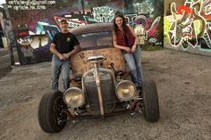 Rat Rod Slim partner, Charm in Las Vegas