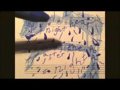 A hand-drawn stop-motion animation created using notation paper, Caran D'Ache pastels, Stabilo pens, and an iPhone 5c camera. Assembled iniMovie. Clio created this animation to go along with her original song, entered into an ongoing music contest called CBC Searchlight: http://music.cbc.ca/#/artists/Clio-Em (you can also vote at this link if you like the song.)  Music and text Copyright © 2012; animation Copyright © 2014 Clio Montrey.  #stopmotion #animation #indie #music #drawing #design