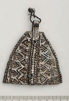Viking age / Silver pendant