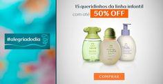Espaço Natura Digital Waldir Abreu: Os 15 produtos queridinhos da linha Infantil com a...