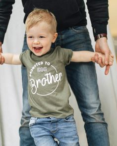 New Big Brother, Promoted To Big Brother, Big Brother Tshirt, Big Brother Announcement Shirt, Pregnancy Announcement Shirt, Vinyl Shirts, T Shirts, Gender Announcements, Second Baby