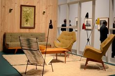 NGV Mid Century Modern Australian Furniture Design Exhibition w/ Kirsty Grant