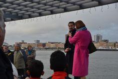 Opening renovatie Maaskade Rotterdam