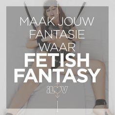 Fetish fantasy!
