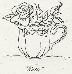 "Tea Party ""Katie"" Pattern"