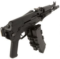 AK-105 Assault Rifle. A short barrel 5,45mm AK-74M, intended to replace the AKS-74U.
