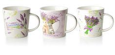 :: Kubek 380ml LAWENDA Mugs, Tableware, Design, Porcelain Ceramics, Dinnerware, Tumblers, Tablewares, Mug
