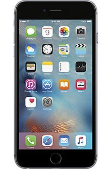 Apple® iPhone® 6s Plus 32GB in Space Gray