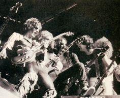 Jay Jay French (Twisted Sister) Eddie & Lemmy (Motorhead) Pete Way (UFO)