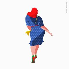 #woman #illust #illustration #plump #retrostyle #fashion #drawing #vintage #일러스트 #레트로 #복고
