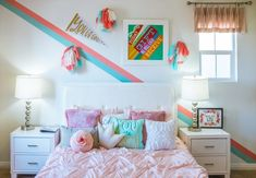 Dorm room storage bins will the storage bins fit under the bed is the shower necessary . Cool Teen Bedrooms, Teen Bedroom Designs, Girls Bedroom, Dream Bedroom, Queen Bedroom, Design Bedroom, Dorm Room Storage, Kids Room Organization, Storage Bins