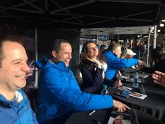It was a fun weekend at Mariners FanFest. Tim Lewis, Mike Ferreri, Lee Stoll, Eric Johnson and Shannon O'Donnell had a lot of fun visiting with fans on Saturday.