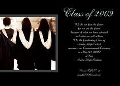 Graduation on Pinterest | Graduation Announcements, Graduation Parties ...