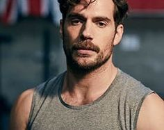 Even tired looking is hot on ya Cavill...lol!! :)