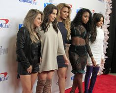 Camila Cabelloappeared for the last time with her girl group, Fifth Harmony, on ABC's holiday special, Dick Clark's New Year's Rockin' Eve. Camila Cabello entered 2017 performing her final showwith her girl group, FifthHarmony, on ABC's holiday special, Dick Cl...
