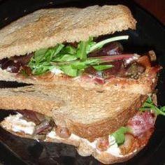 The Best BLT Sandwich