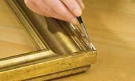Öl-Gemälde restaurieren: Schritt 1 von 11 Knife Block, Diy And Crafts, Vintage, Furniture, Photos, Craft Room Tables, Old Paintings, Refurbishing Furniture, Home Furnishings