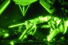 MH-53 Pave Low Gunner | MH-53 Pave Low Helicopter