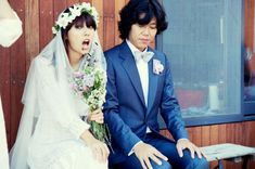 Lee Hyori wedding photos
