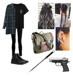 """""""Emma's style #2"""" by maggsxix on Polyvore featuring art"""