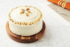 Six whole carrots make this unassuming layer cake extra moist. Our take on the…